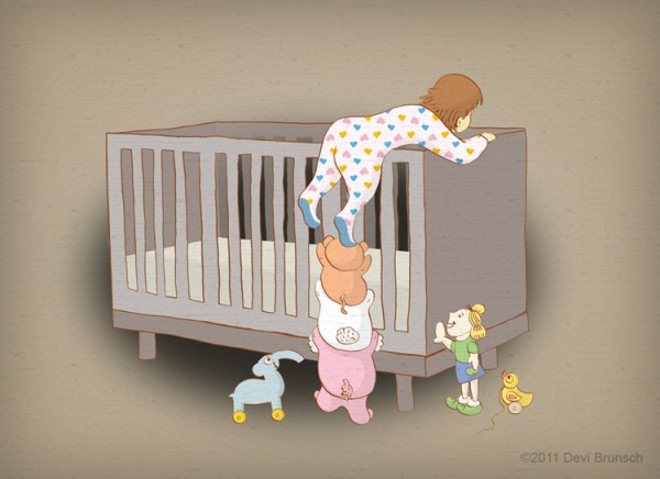 Toddler Crib Escape
